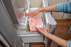肉・魚の冷凍保存方法
